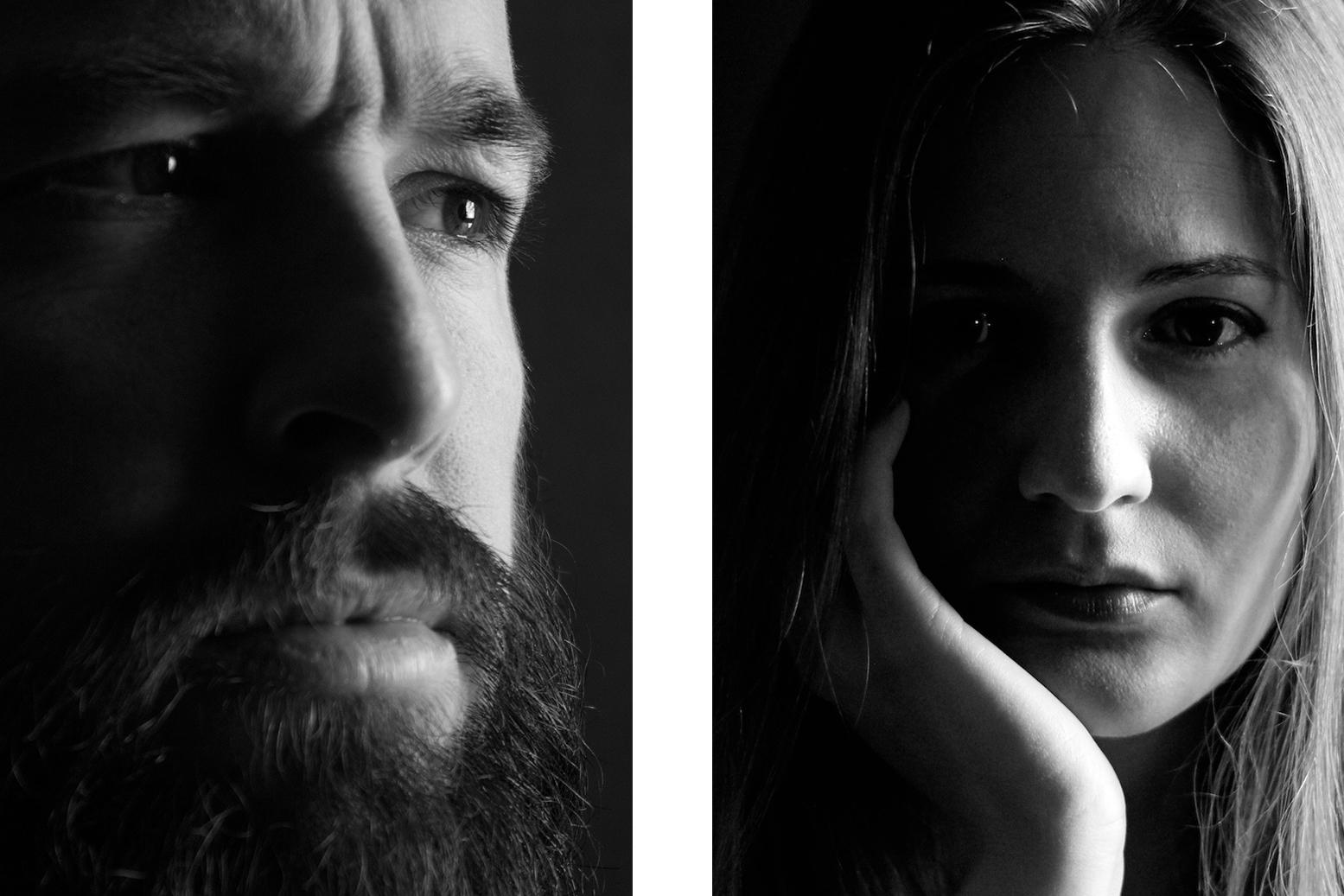 Retratos de Gonzalo y Carmen