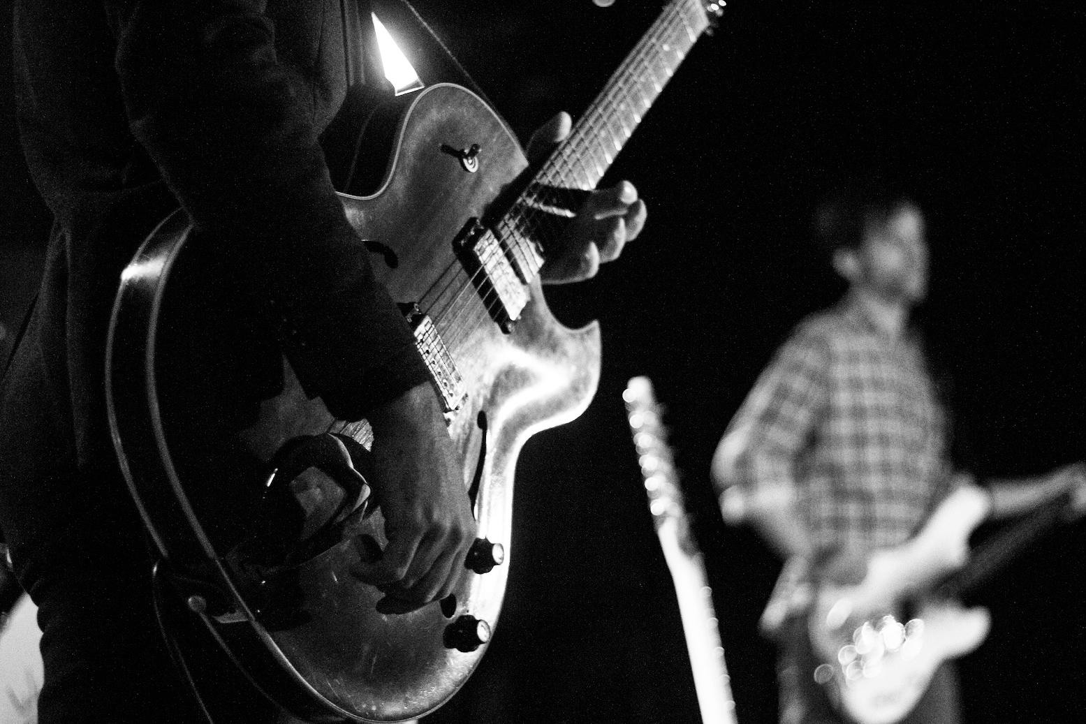 Guitarra de Toni Brunet