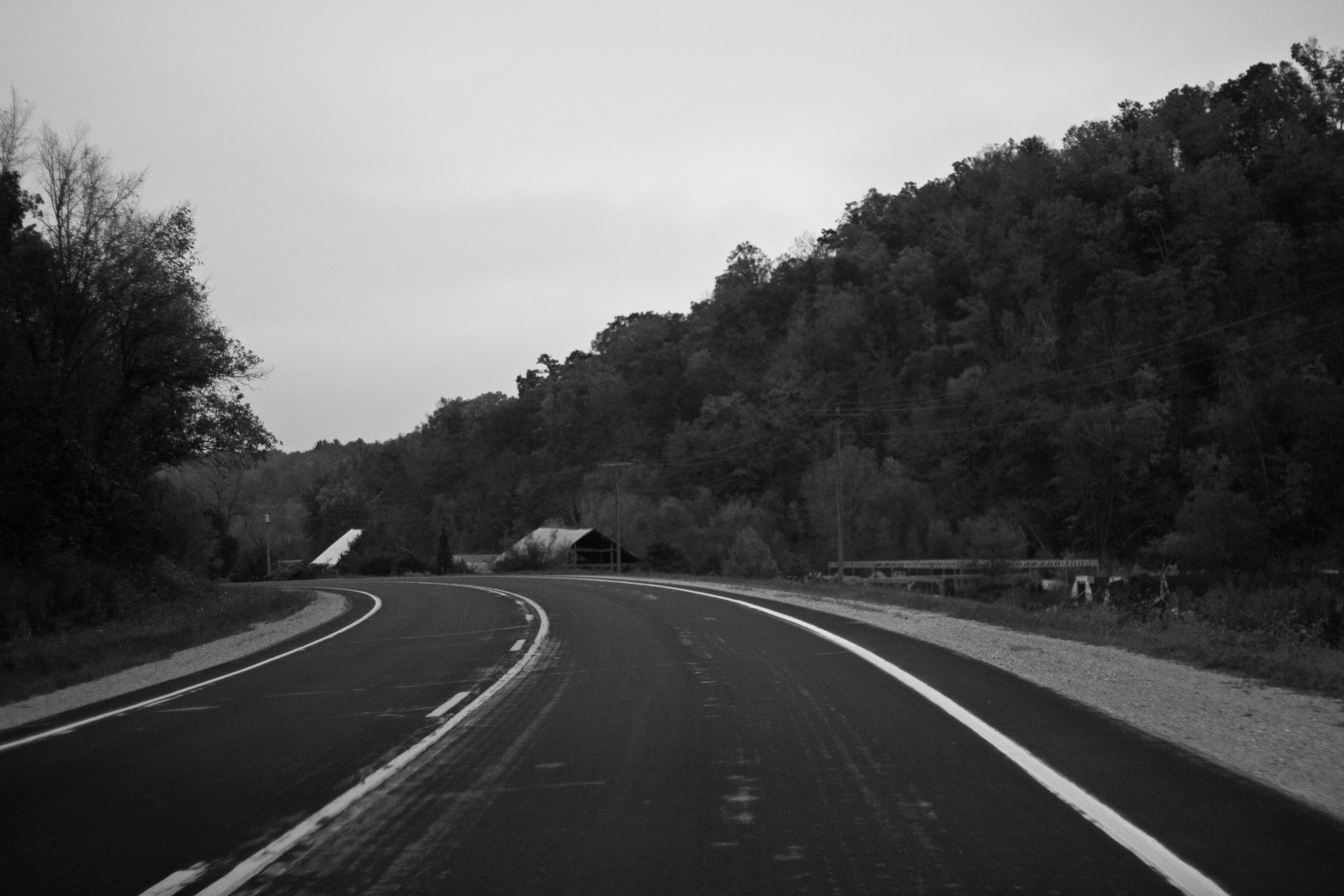 Carretera de la ruta 61 en Estados Unidos