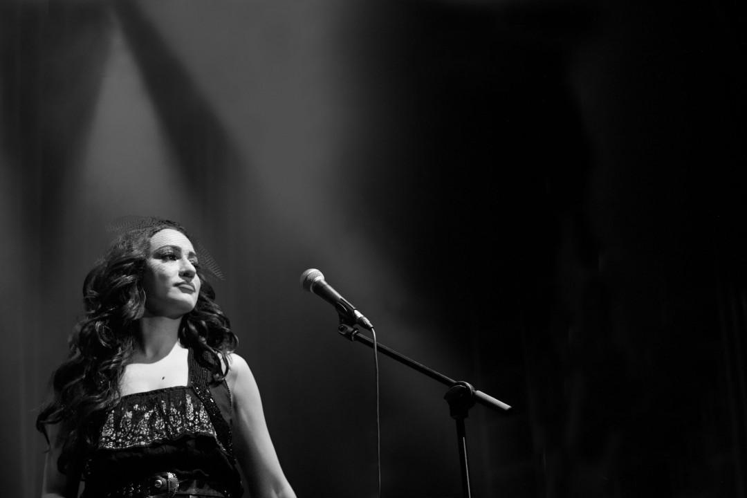 Cantante de country Lindi Ortega