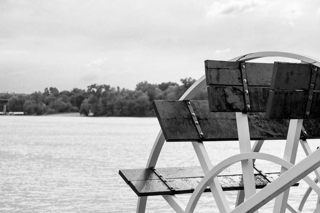 Rueda de barco